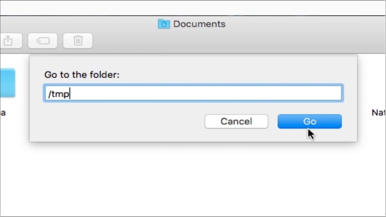 What is the Temp folder? 2