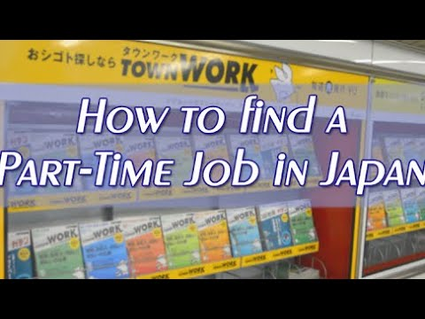 PART TIME JOB IN JAPAN - EP1