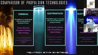 Neutron Star Systems: NMWP Innovation2Go Webinar