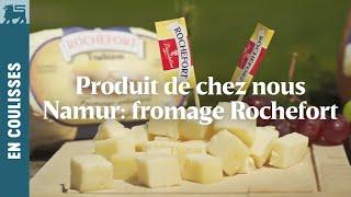 Produit de chez nous |  Namur: fromage Rochefort