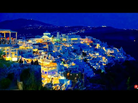 Hello Imerovigli, Santorini! (Greece Travels 2015)