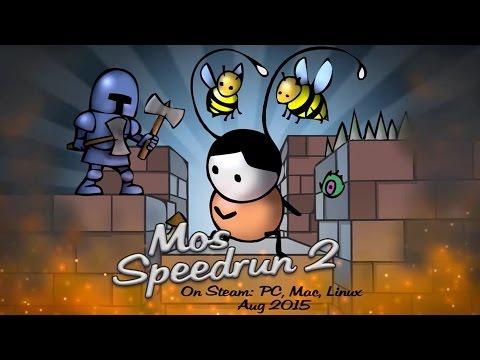 Mos Speedrun 2 - Steam Release Trailer