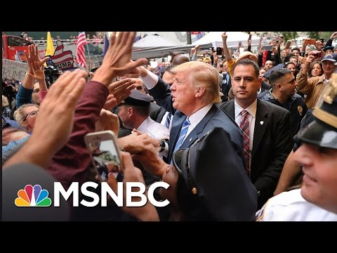Donald Trump Goes To War With GOP, Paul Ryan On Twitter | MSNBC