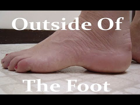 Outside Of The Foot Pain Causes Home Treatment Guide