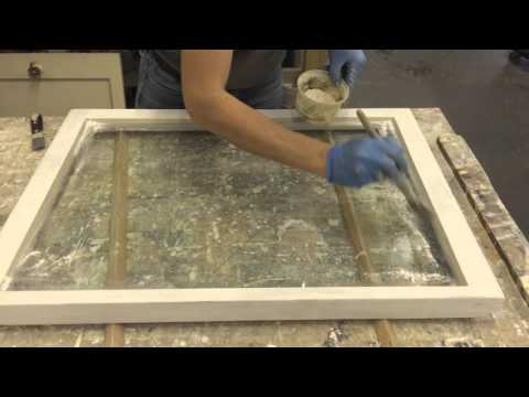 How To Glaze Windows