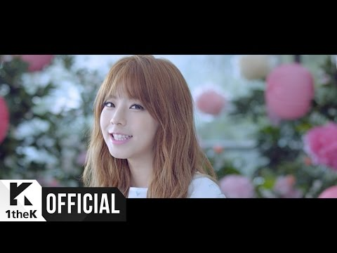 [MV] JUNIEL _ I Think I'm In Love(연애하나 봐)