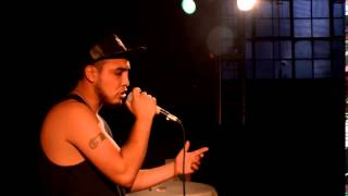 John Karry - Acapella | Hardcore Sample Battle 2014 | Trelew - Chubut