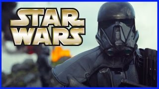 Обзор трейлера Звёздные войны: Изгой Rogue One: A Star Wars Story