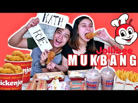 JOLLIBEE MUKBANG WITH BOYFRIEND! (WHO'S MOST LIKELY TO!?) | KATH MELENDEZ