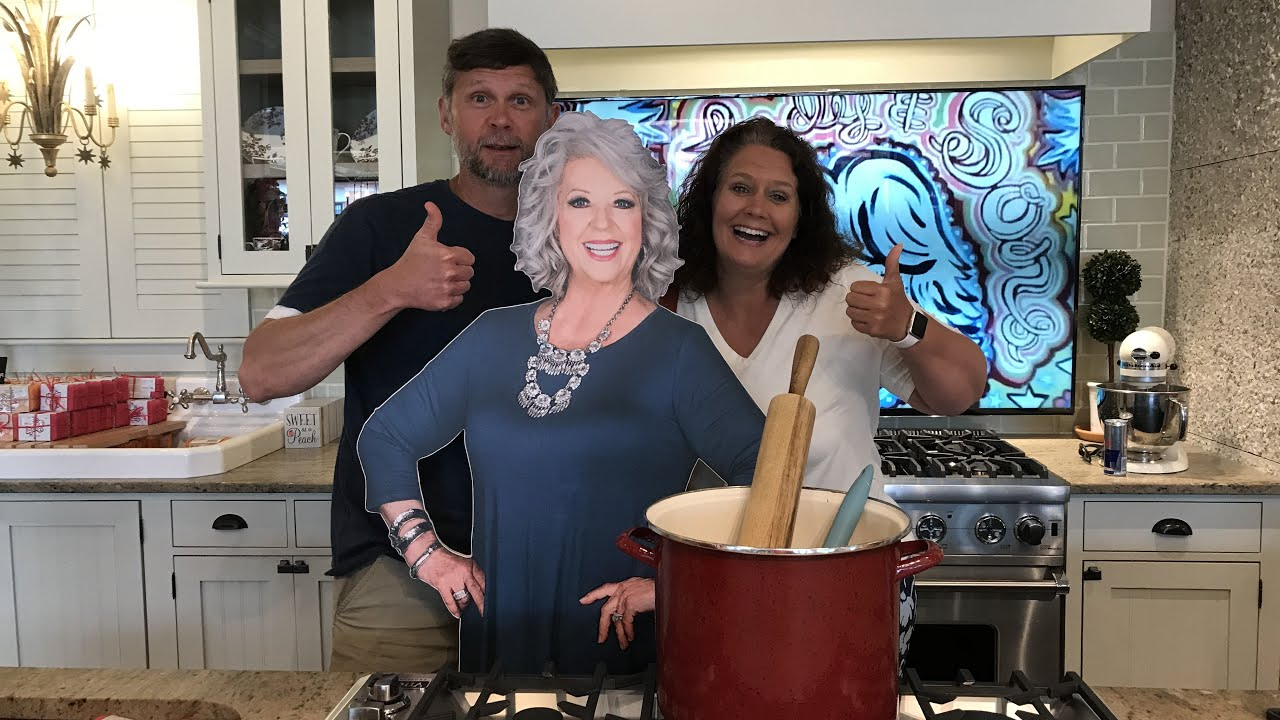 Paula Deen S Family Kitchen Great Breakfast In Pigeon Forge Tn Youtube