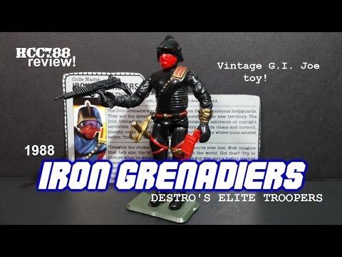 HCC788 - 1988 IRON GRENADIERS - Destro