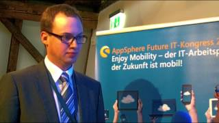 Future IT-Kongress 2013: Interview mit IT Security-Experte Sebastian Gerling