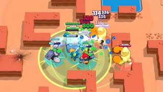 MY FIRST TIME TRYING ROBO RUMBLE in BRAWL STARS!