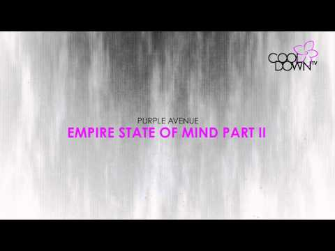 Клип purple avenue - Empire State of Mind (Part II)