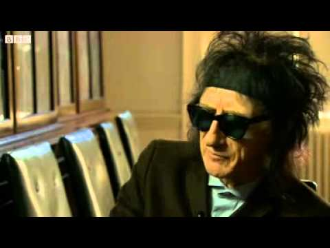 Newsnight:  John Cooper Clarke On His Punk Heritage And Sartorial Style