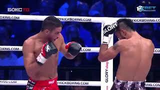 GLORY 47. Anvar Boynazarov (USA) vs. Abdellah Ezbiri (FRA)28.10.2017 HD 2БОЙ (ЗАСУДИЛИ УЗБЕКА)