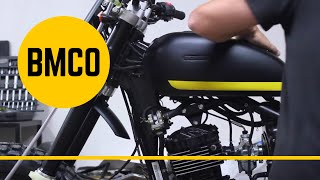 Repeat youtube video Born New Tracker 125 - Motorcycle modification #02