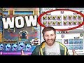 CRAZY ONE CARD DECK GLITCH OP! | Clash Royale ALL ICE SPIRIT DECK GAMEPLAY!