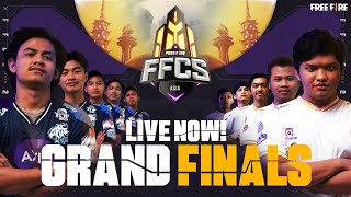 [ID] Free Fire Continental Series: Asia Series | Finals