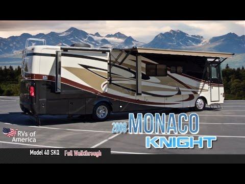 2008 Monaco Knight Model 40 SKQFull Walkthrough