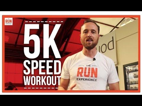 5K Training Speed Workout