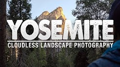 Landscape Photography In YOSEMITE National Park