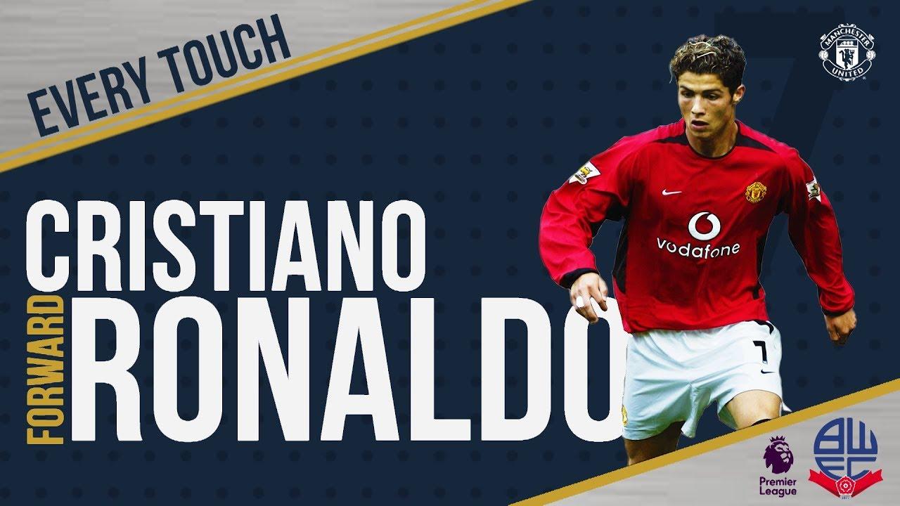 Cristiano Ronaldo Manchester United second debut: Star forward ...