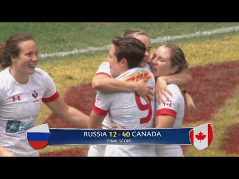 HSBC World Series Sydney - Canada's women win bronze