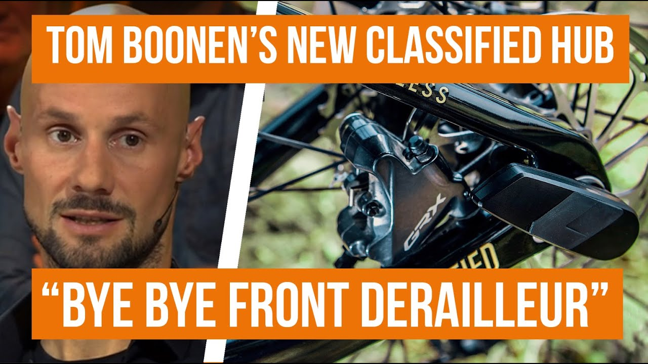 Nieuwe video: de revolutionaire Classified naaf van Tom Boonen