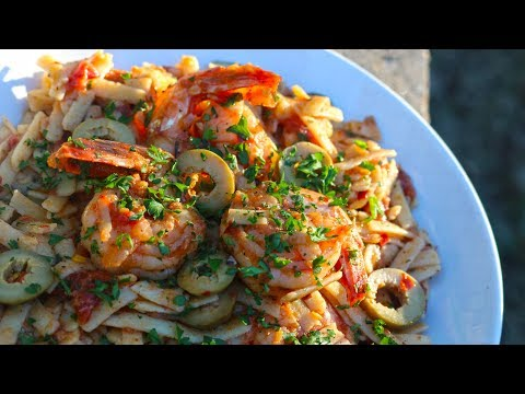 SHRIMP FRA DIAVOLO Recipe | How to make Shrimp Fra Diavolo
