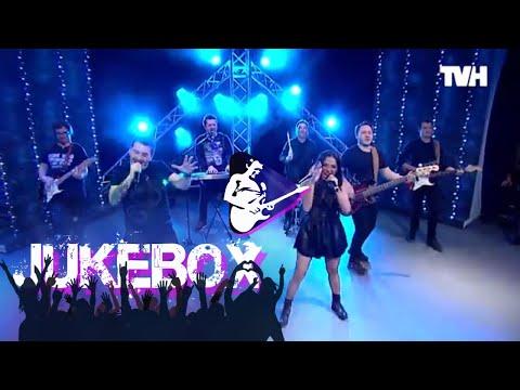 Jukebox & Bella Santiago - Auzi Cum Bate (Live TVH)