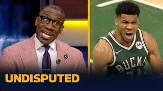 Skip & Shannon react to the Bucks' dominant Game 3 win over Suns in the Finals | NBA | UNDISPUTED