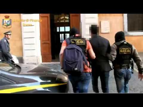 Video Guardia di Finanza Roma