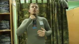 видео Три слоя одежды туриста: термобельё, флис, мембрана