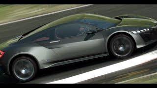 Acura NSX Supercar Concept 2013 Videos