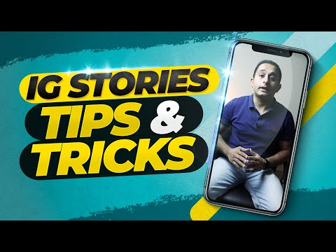 5 Things You DIDN'T KNOW About Instagram Stories (IG Stories TIPS AND TRICKS)