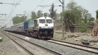 INDIAN RAILWAYS - Loud Horn
