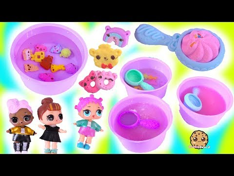 Lol surprise baby dolls eat cutest cereal blind bags cookie swirl c my little pony pinkie pie and rainbow dash need to make breakfast for lol surprise baby dolls how about giant squishy foods how about the cutest cereal in ccuart Choice Image