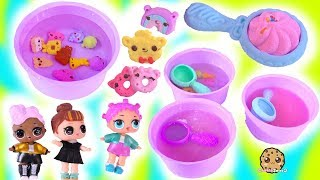 LOL Surprise Baby Dolls Eat Cutest Cereal Blind Bags Cookie Swirl C Toy Video