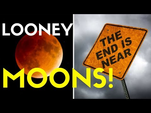 It's Lunacy! Why the Super Blue Blood Moon Means Jesus