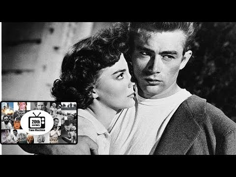 "James Dean and Natalie Wood Star in ""I'm A Fool"" (1954 TV Play)"