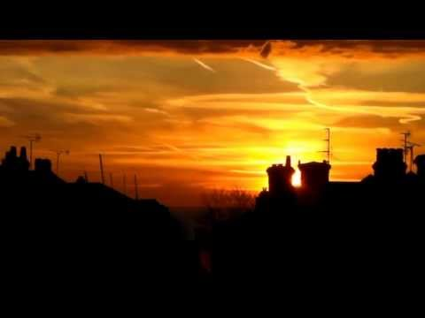 sunrises over eastbourne Winter