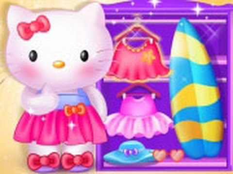 hello kitty gamehello kitty summer break youtube