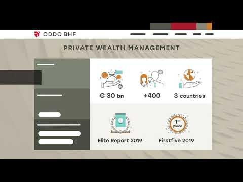 ODDO BHF - brandnew website redesign