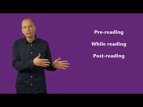 Reading effectively a 3-stage lesson guide