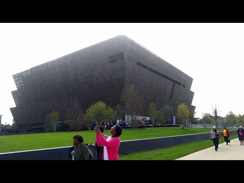 Tour Of The Smithsonian National Museum Of African American History And Culture (Washington, DC)