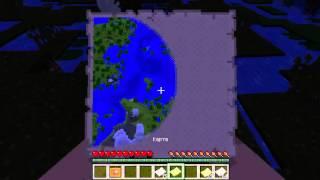 как сделать большую и настенную карту