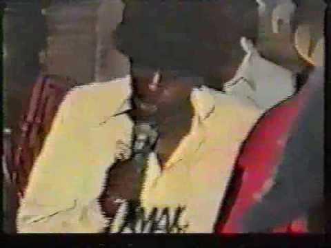 BEENIE MAN 1986 at 13 yrs old KING OF THE DANCEHALL