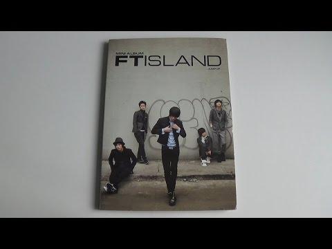 Unboxing FT Island 에프티 아일랜드 1st Mini Album Jump Up