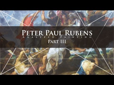 Master Painting Composition by Rubens - Part III  [Art Techniques] (2014)